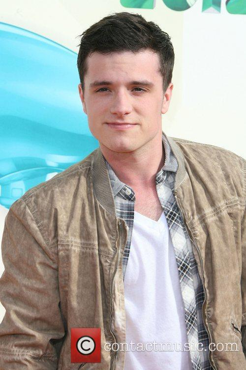 Josh Hutcherson 2012 Kids Choice Awards held at...
