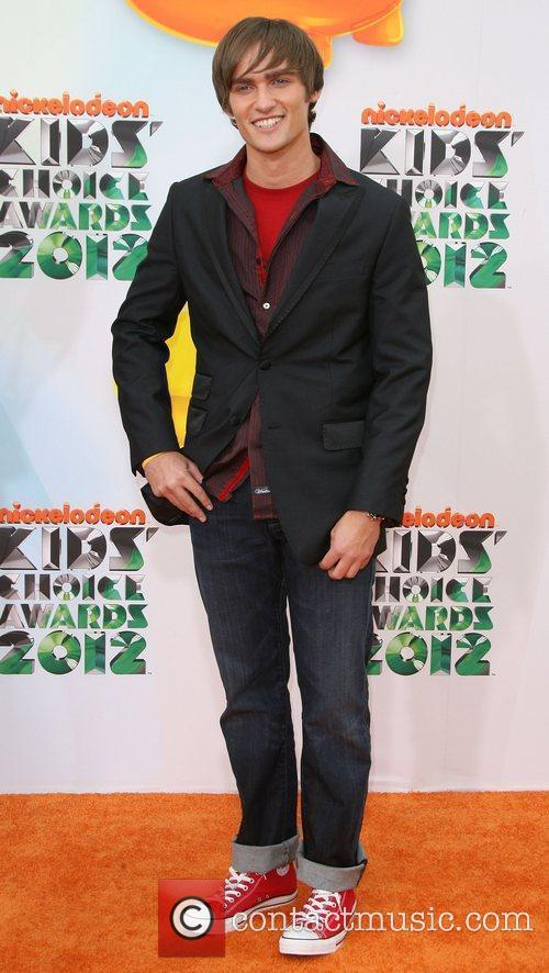 Alex Heartman 2012 Kids Choice Awards held at...