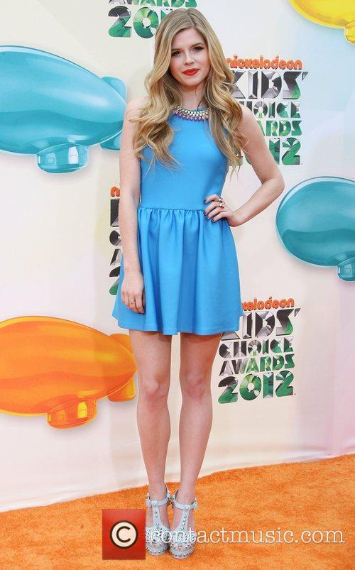 Anna Mulvoy Ten 2012 Kids Choice Awards held...