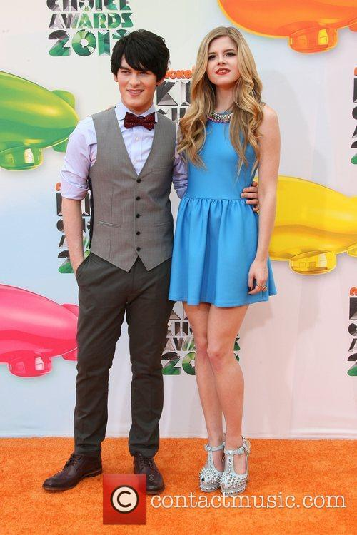 Brad Kavanagh and Anna Mulvoy Ten 2012 Kids...
