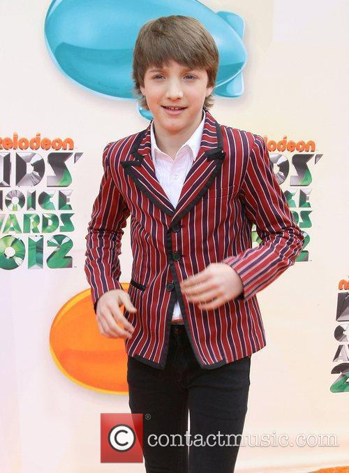 Jake Short 2012 Kids Choice Awards held at...