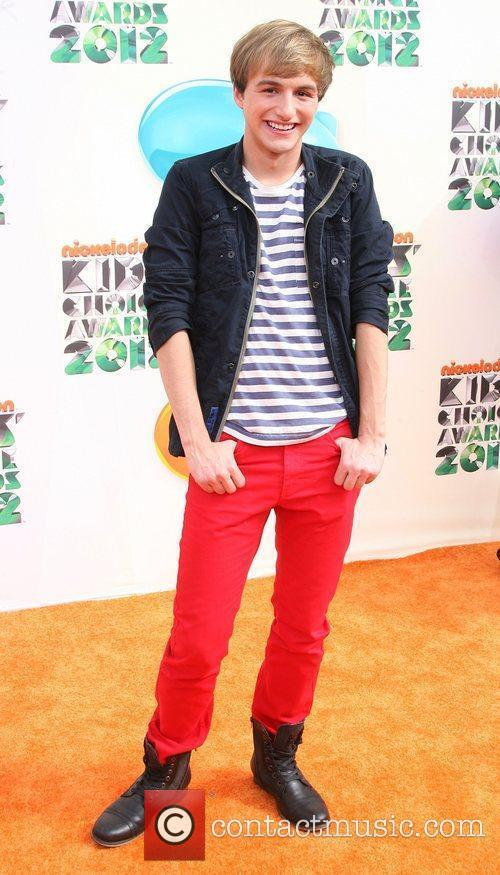 Lucas Cruikshank aka 'Fred' 2012 Kids Choice Awards...