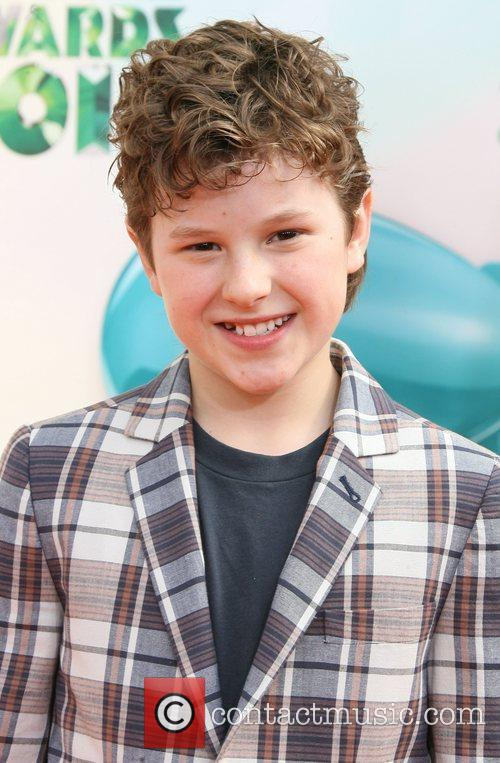 Noland Gould 2012 Kids Choice Awards held at...