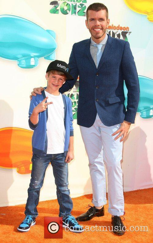 Perez Hilton 2012 Kids Choice Awards held at...