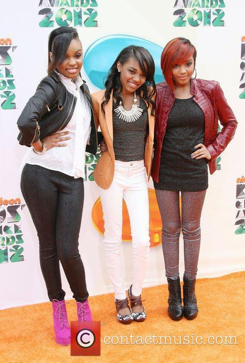 Sierra Aylina McClain, China Anne McClain, & Lauryn...