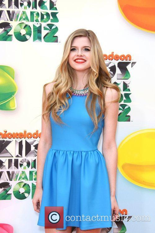 Ana Mulvoy Ten 2012 Kids Choice Awards held...