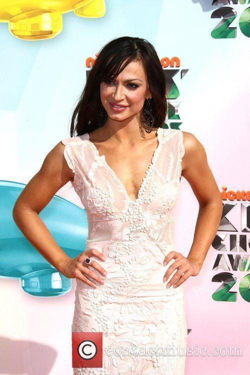 Karina Smirnoff 2012 Kids Choice Awards held at...