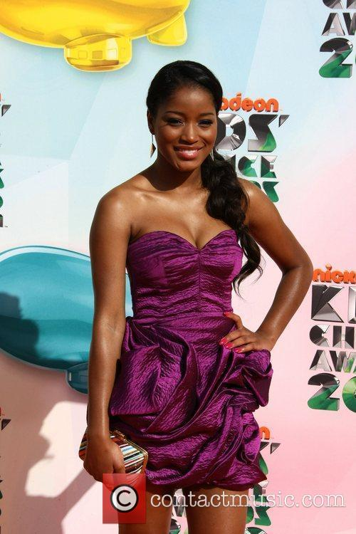 Keke Palmer 2012 Kids Choice Awards held at...