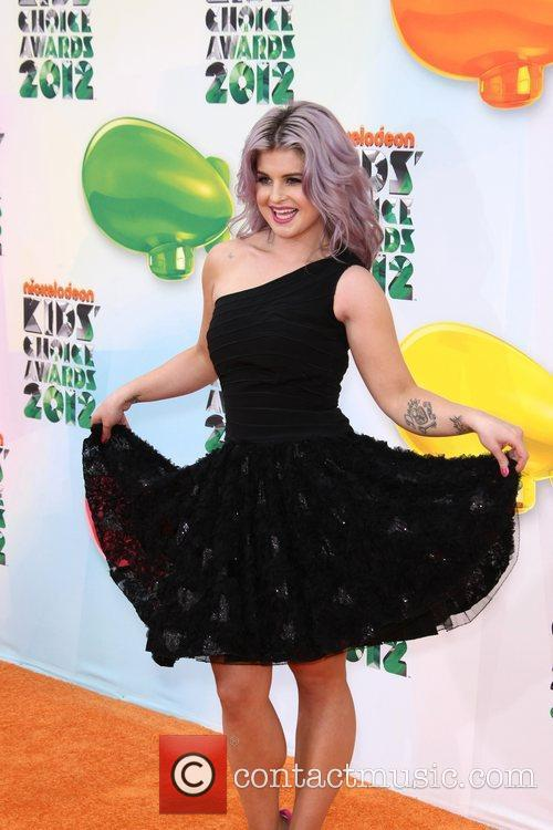 Kelly Osbourne 2012 Kids Choice Awards held at...