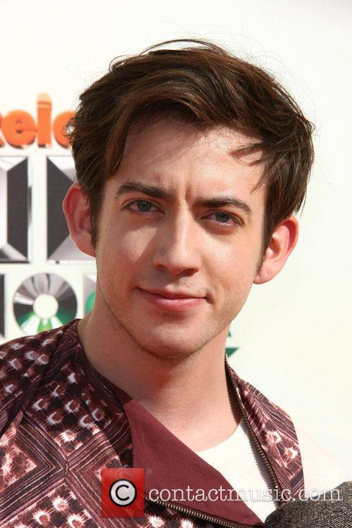 Kevin McHale 2012 Kids Choice Awards held at...
