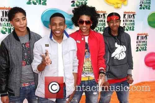 Mindless Behavior 2012 Kids Choice Awards held at...