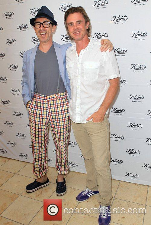 Alan Cumming and Sam Trammell 2