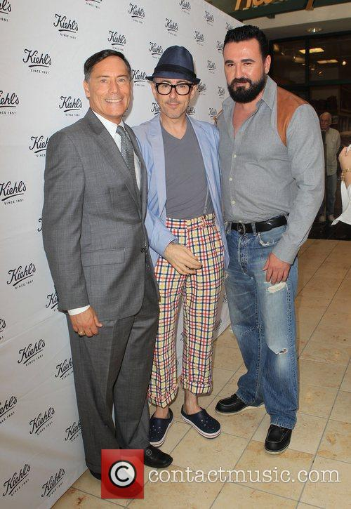 Alan Cumming, Chris Salgardo, Mayor City of Manhattan...
