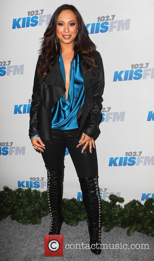 Jingle Ball, G, Guess, Nokia Theatre L., A. Live and Arrivals 2