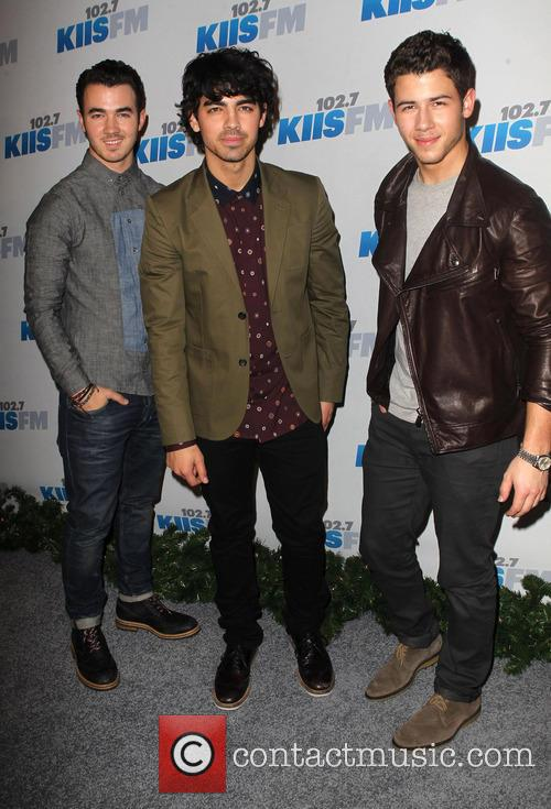 Featuring: Kevin Jonas, Joe Jonas, Nick Jonas