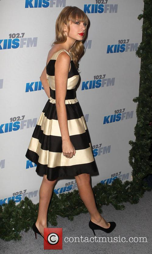 Jingle Ball, G, Guess, Nokia Theatre L., A. Live and Arrivals 4