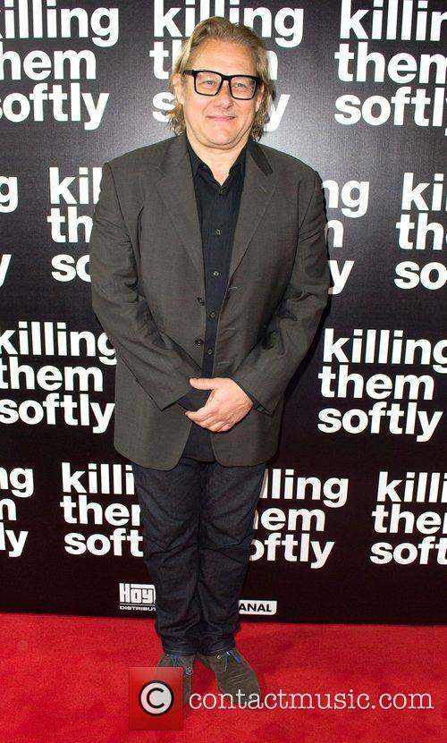 'Killing Them Softly' Australian premiere at Circular Quay...