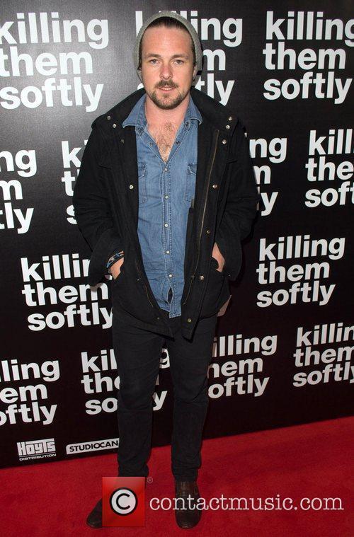 Trent Baine 'Killing Them Softly' Australian premiere at...