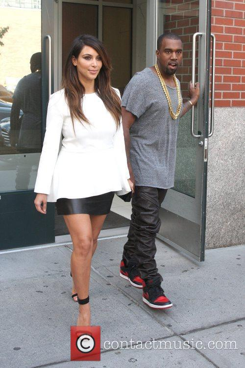 Kim Kardashian and Kanye West 21