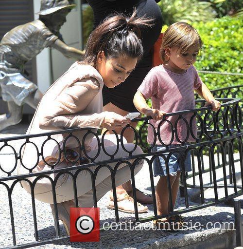 Kim Kardashian, Mason
