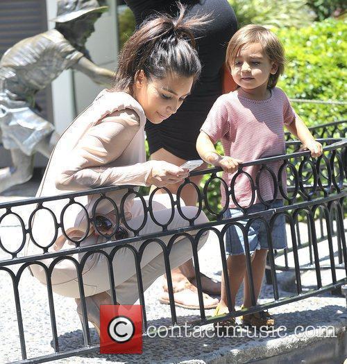 kim kardashian and mason disick kim kardashian 3971061