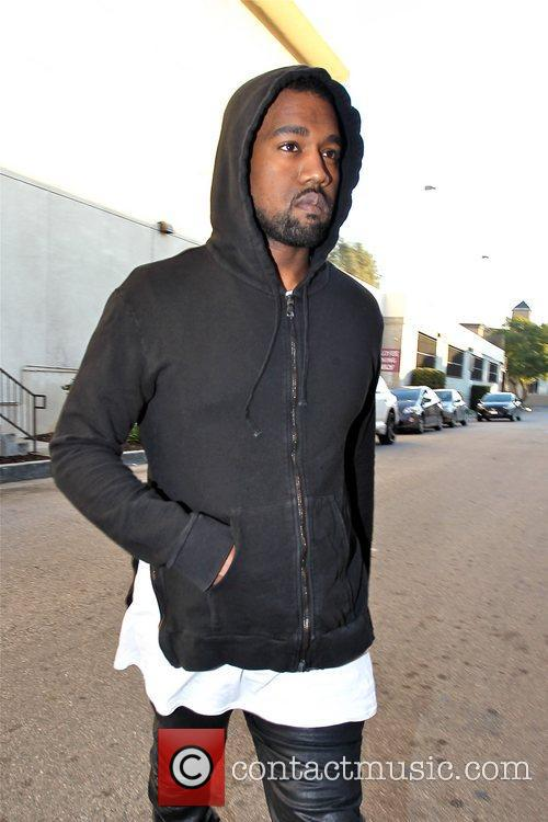Kanye West and Studio City 2