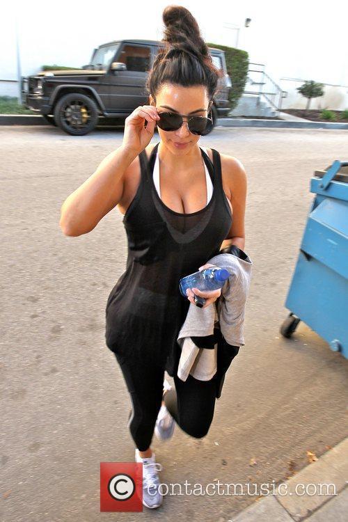 Kim Kardashian and Studio City 5
