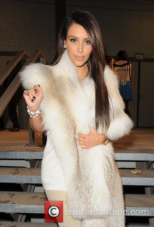 kim kardashian during paris fashion week autumnwinter 3768284