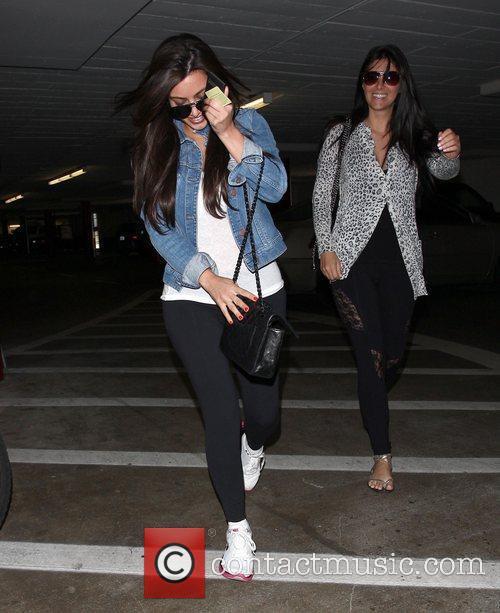 kim kardashian leaving a parking garage wearing 3817645