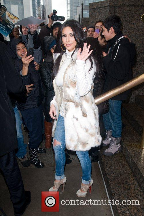 Kim Kardashian and Manhattan Hotel 11