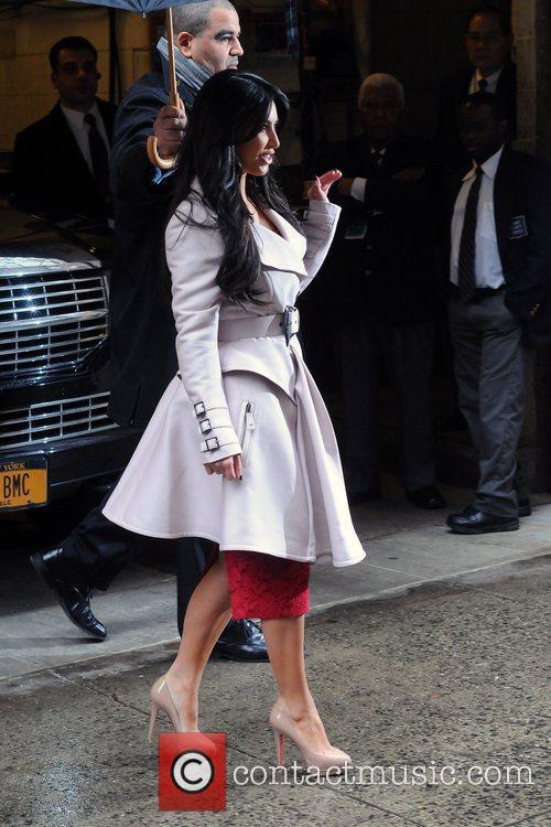 Kim Kardashian and Abc Studios 4