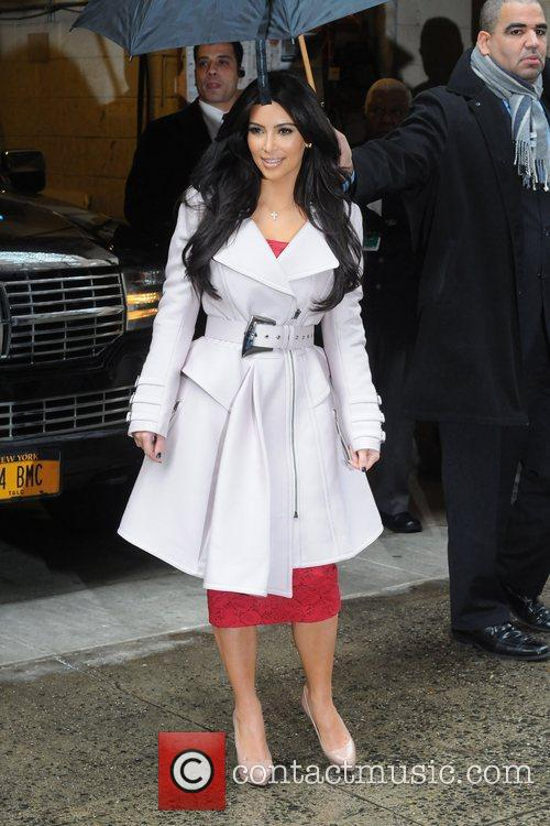 Kim Kardashian and Abc Studios 5