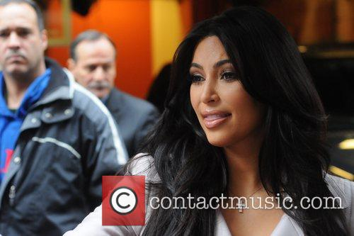 Kim Kardashian and Abc Studios 1