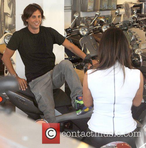 Jonathan Cheban and Kim Kardashian 2