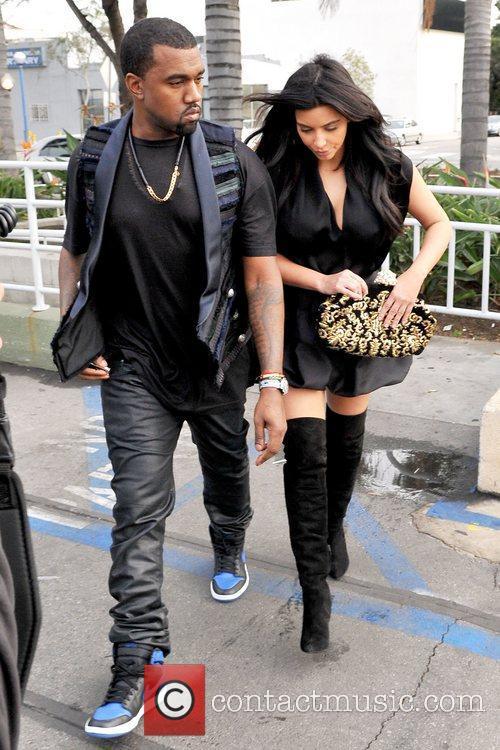 Kim and Kanye Kung Pao