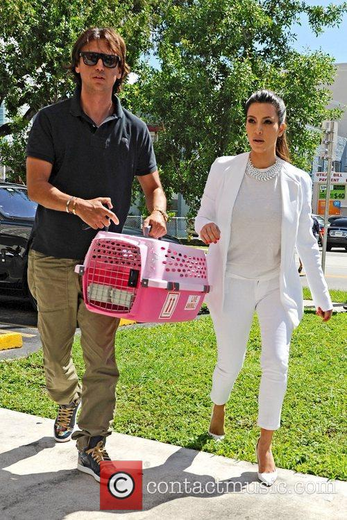 Kim Kardashian and Jonathan Cheban 3