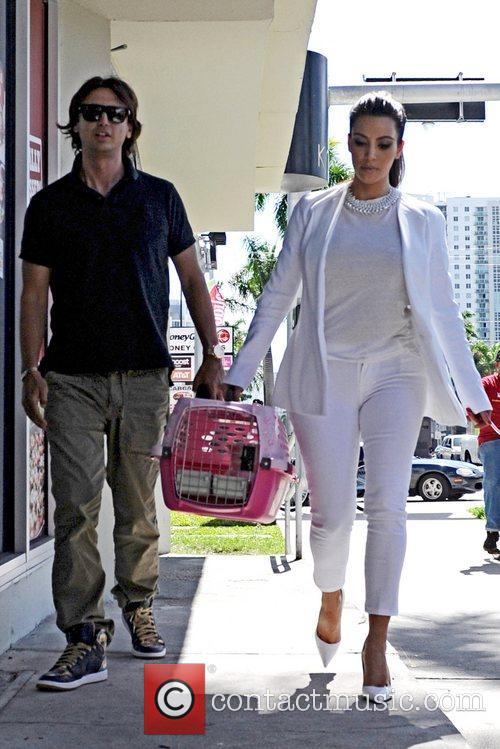 Kim Kardashian and Jonathan Cheban 11