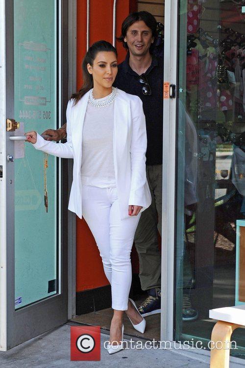 Kim Kardashian and Jonathan Cheban 12