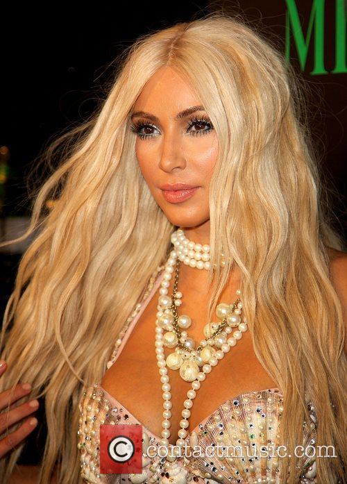 Kim Kardashian Mermaid Outfit Midori Halloween party