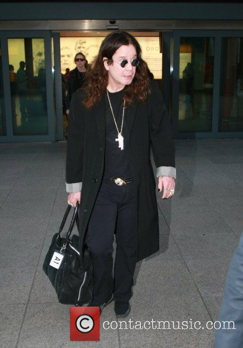 ozzy osbourne arriving at heathrow airport london 3884170