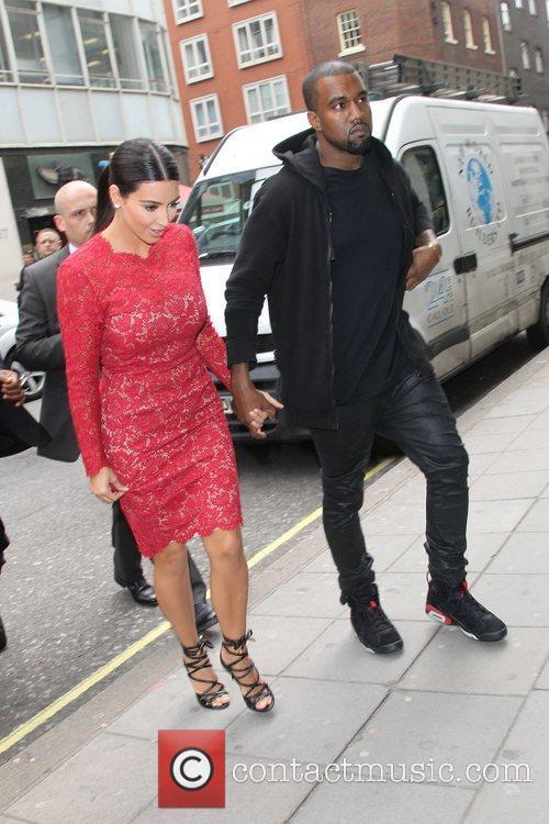 Kim Kardashian, Kanye West and Selfridges 3