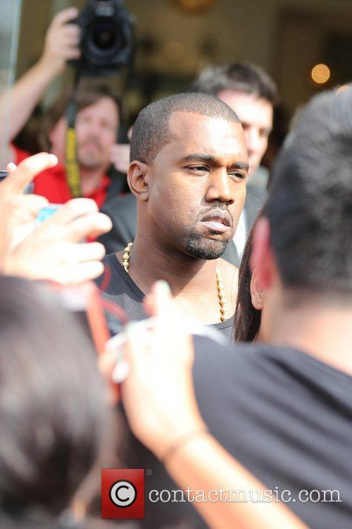 Kim Kardashian and Kanye West 20