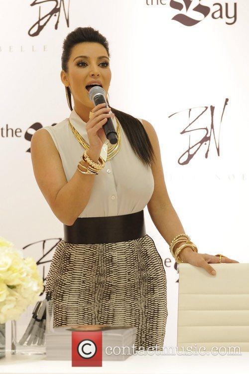 Kim Kardashian 4