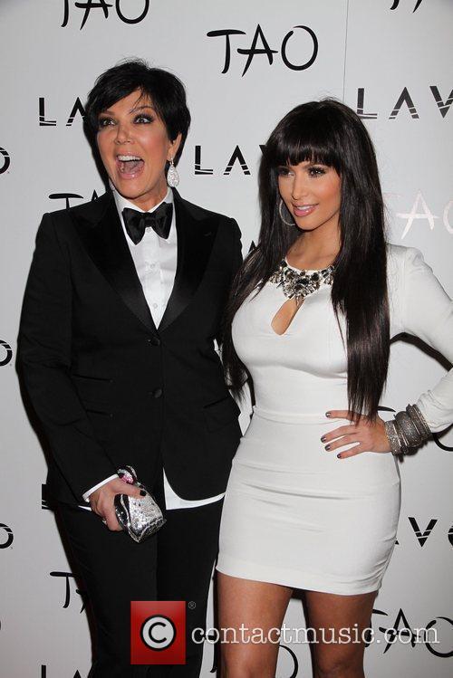 kris jenner and Kim Kardashian 10