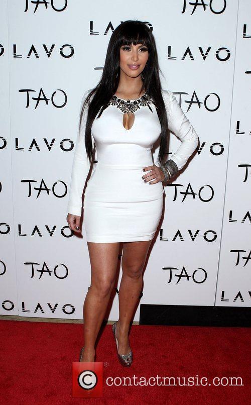 Kim Kardashian 34