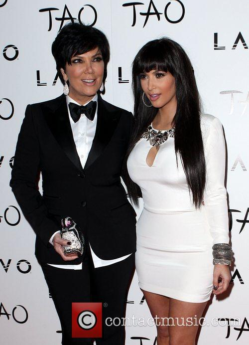kris jenner and Kim Kardashian 8