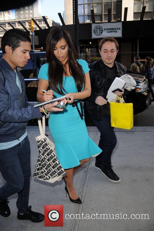 Kim Kardashian and Manhattan Hotel 4