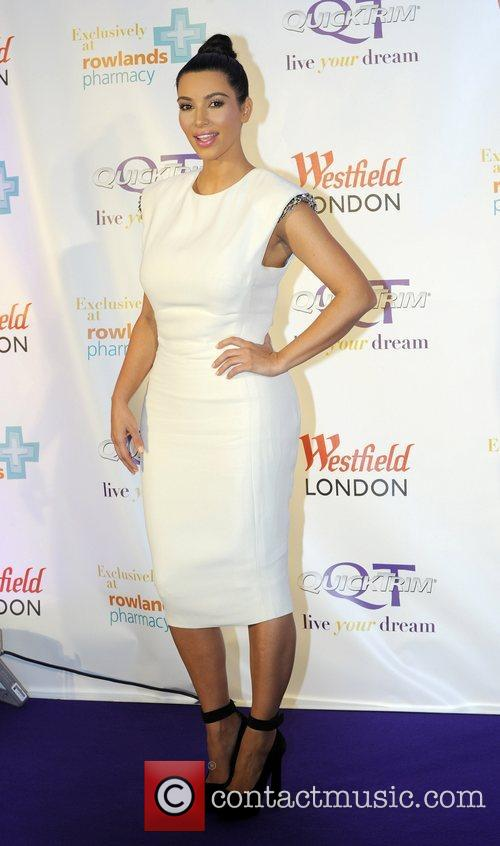 Kim Kardashian and Westfield Shopping Centre 1