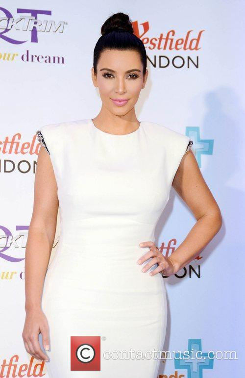 Kim Kardashian and The Westfield Shopping Centre 10