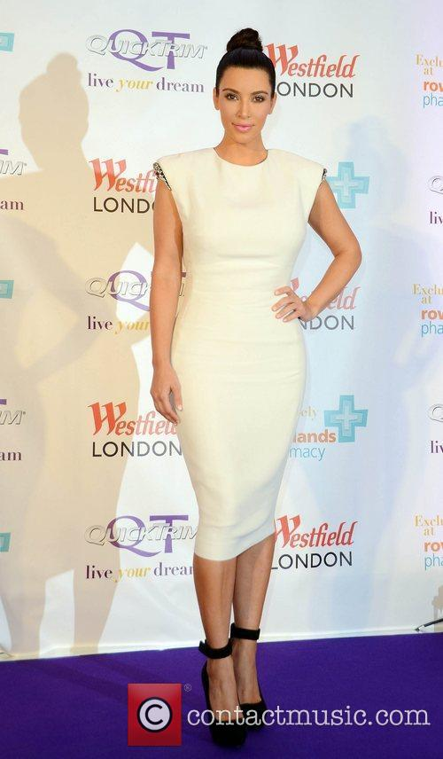 Kim Kardashian, The Westfield Shopping Centre